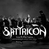 Satyricon - Live At The Opera - CD-Cover