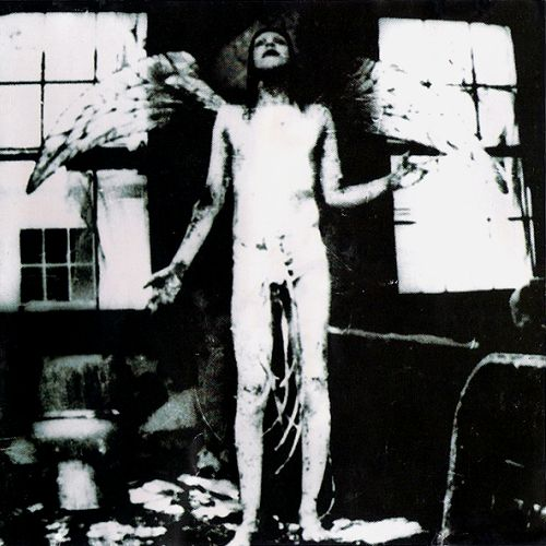 Marilyn Manson - Antichrist Superstar - Cover