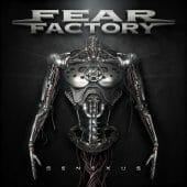 Fear Factory - Genexus - CD-Cover