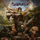 Soulfly - Archangel - CD-Cover