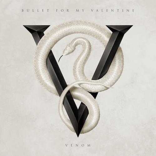 Bullet For My Valentine - Venom - Cover