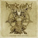 Cover - Rotting Christ – Lucifer Over Athens