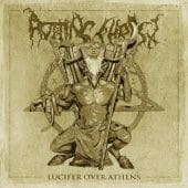 Rotting Christ - Lucifer Over Athens - CD-Cover