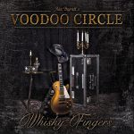 Cover - Voodoo Circle – Whiskey Fingers