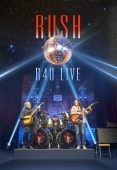 Rush - R40 Live - CD-Cover