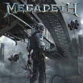 Megadeth - Dystopia - CD-Cover