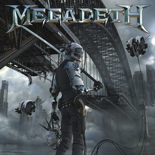 Megadeth - Dystopia - Cover
