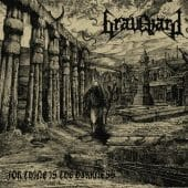 Graveyard (ESP) - … For Thine Is The Darkness - CD-Cover