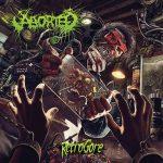 Cover - Aborted – Retrogore