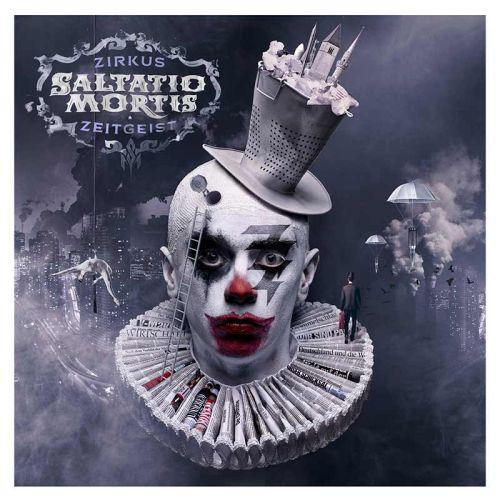 Saltatio Mortis - Zirkus Zeitgeist - Cover