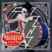 Saltatio Mortis - Zirkus Zeitgeist live - CD-Cover