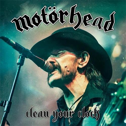 Motörhead - Clean Your Clock - Cover