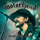 Motörhead - Clean Your Clock - CD-Cover