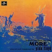 Pink Floyd - Soundtrack From The Film More (Vinyl-Re-Release) - CD-Cover