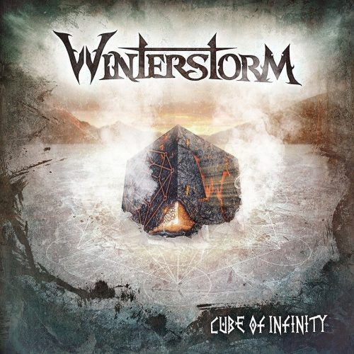 Winterstorm - Cube Of Infinity - Cover