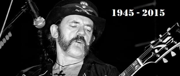 Lemmy Kilmister Nachruf